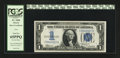 Error Notes:Inverted Reverses, Fr. 1606 $1 1934 Silver Certificate. PCGS Gem New 65PPQ.. ...