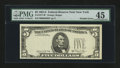 Fr. 1977-B* $5 1981A Federal Reserve Note. PMG Choice Extremely Fine 45