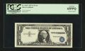 Error Notes:Shifted Third Printing, Fr. 1619* $1 1957 Silver Certificate. PCGS Gem New 65PPQ.. ...