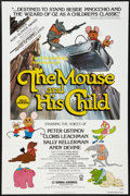 """Movie Posters:Animation, The Mouse and His Child Lot (Sanrio, 1977). One Sheet (27"""" X 41"""")and Lobby Card (11"""" x 14""""). Animation.. ... (Total: 2 Items)"""