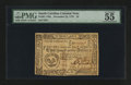 Colonial Notes:South Carolina, South Carolina December 23, 1776 $2 PMG About Uncirculated 55 EPQ.. ...