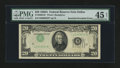 Error Notes:Inverted Third Printings, Fr. 2060-K* $20 1950A Federal Reserve Note. PMG Choice ExtremelyFine 45 Net.. ...