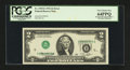 Error Notes:Inverted Third Printings, Fr. 1935-E $2 1976 Federal Reserve Note. PCGS Very Choice New64PPQ.. ...