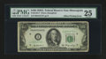 Fr. 2158-I* $100 1950A Federal Reserve Note. PMG Very Fine 25