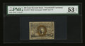 Fractional Currency:Second Issue, Fr. 1317 50¢ Second Issue PMG About Uncirculated 53 EPQ.. ...