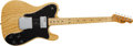 Musical Instruments:Electric Guitars, 1977 Fender Telecaster Custom Guitar, #814035.... (Total: 2 Items)