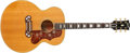 Musical Instruments:Acoustic Guitars, 1964 Gibson J-200 N Acoustic Guitar, #67887.... (Total: 2 Items)