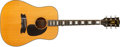 Musical Instruments:Acoustic Guitars, 1969 Gibson Heritage Acoustic Guitar, #626950.... (Total: 2 Items)