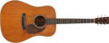 Musical Instruments:Acoustic Guitars, 1947 Martin D-28 Acoustic Guitar, #101654.... (Total: 2 Items)