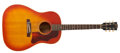Musical Instruments:Acoustic Guitars, 1966 Gibson J-45 Acoustic Guitar, #422826.... (Total: 2 Items)
