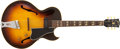 Musical Instruments:Electric Guitars, 1954 Gibson ES-175 Guitar, #A18548.... (Total: 2 Items)