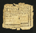 Colonial Notes:North Carolina, North Carolina July 14, 1760 30s Good-Very Good.. ...