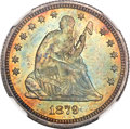 Seated Quarters, 1879 25C MS68 NGC....
