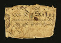 Colonial Notes:North Carolina, North Carolina April 4, 1748 20s Fine.. ...