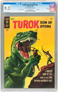 Silver Age (1956-1969):Adventure, Turok, Son of Stone #50 File Copy (Gold Key, 1966) CGC NM- 9.2 Off-white to white pages....