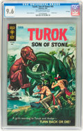 Silver Age (1956-1969):Adventure, Turok, Son of Stone #65 File Copy (Gold Key, 1969) CGC NM+ 9.6 Off-white to white pages....