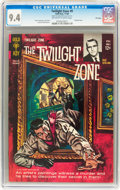 Silver Age (1956-1969):Horror, Twilight Zone #9 File Copy (Gold Key, 1964) CGC NM 9.4 Off-white towhite pages....