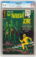 Silver Age (1956-1969):Horror, Twilight Zone #17 File Copy (Gold Key, 1966) CGC NM+ 9.6 Off-whitepages....