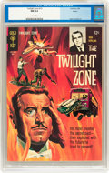 Silver Age (1956-1969):Horror, Twilight Zone #15 Boston pedigree (Gold Key, 1966) CGC NM 9.4 Whitepages....