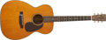 Musical Instruments:Acoustic Guitars, 1954 Martin 00-18 Acoustic Guitar, #134756.... (Total: 2 Items)
