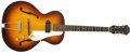 Musical Instruments:Electric Guitars, 1960s Epiphone Century Guitar, #823503.... (Total: 2 Items)
