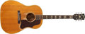 Musical Instruments:Acoustic Guitars, 1957 Gibson Country Western Acoustic Guitar, #U8659.... (Total: 2Items)