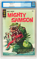 Silver Age (1956-1969):Adventure, Mighty Samson #8 File Copy (Gold Key, 1966) CGC NM+ 9.6 Cream to off-white pages....
