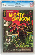 Silver Age (1956-1969):Adventure, Mighty Samson #10 File Copy (Gold Key, 1967) CGC NM+ 9.6 Off-white pages....