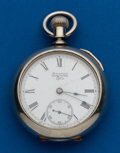 Timepieces:Pocket (pre 1900) , Waltham, 18 Size Model 83. ...