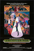 "Movie Posters:Animated, American Pop (Columbia, 1981). One Sheet (27"" X 41""). Animated....."