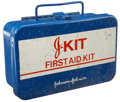 Movie/TV Memorabilia:Props, The Terminator Screen-Used First Aid Kit....
