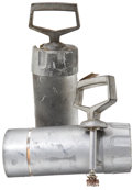 Movie/TV Memorabilia:Props, The Terminator Prop Grenades.... (Total: 2 Items)