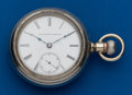 Timepieces:Pocket (post 1900), Elgin, 18 Size, Swing Out. ...