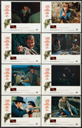 """Movie Posters:Western, True Grit (Paramount, 1969). Lobby Card Set of 8 (11"""" X 14""""). Western.. ... (Total: 8 Items)"""
