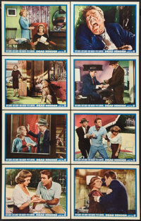 """Dead Ringer (Warner Brothers, 1964). Lobby Card Set of 8 (11"""" X 14""""). Thriller. ... (Total: 8 Items)"""