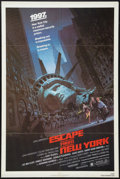 "Movie Posters:Action, Escape from New York (Avco Embassy, 1981). One Sheet (27"" X 41"").Action.. ..."