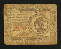 Colonial Notes:Continental Congress Issues, Continental Currency July 22, 1776 $3 Fine-Very Fine.. ...