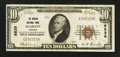 National Bank Notes:Virginia, Marion, VA - $10 1929 Ty. 1 The Marion NB Ch. # 6839. ...
