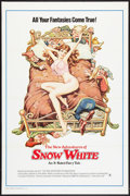 """Movie Posters:Adult, The New Adventures of Snow White (NMD, 1977). One Sheet (27"""" X 41"""") Flat-Folded. Adult.. ..."""