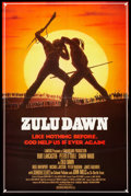 "Movie Posters:Adventure, Zulu Dawn (American Cinema, 1979). One Sheet (25.5"" X 38"").Adventure.. ..."