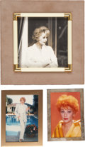 Movie/TV Memorabilia:Photos, Lucille Ball Framed Photo Portraits.... (Total: 4 Items)