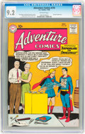 Silver Age (1956-1969):Superhero, Adventure Comics #278 (DC, 1960) CGC NM- 9.2 Off-white pages....