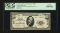National Bank Notes:Vermont, Manchester Center, VT - $10 1929 Ty. 2 The Factory Point NB Ch. # 3080. ...