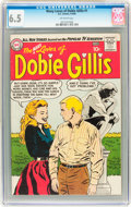 Silver Age (1956-1969):Humor, The Many Loves of Dobie Gillis #1 (DC, 1960) CGC FN+ 6.5 Off-white pages....