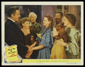 "Movie Posters:Musical, Meet Me in St. Louis (MGM, 1944). Lobby Card (11"" X 14""). Musical. ..."