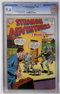 Strange Adventures #164 (DC, 1964) CGC NM+ 9.6 Cream to off-white pages