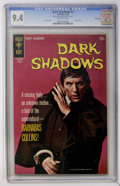 Silver Age (1956-1969):Horror, Dark Shadows #2 File Copy (Gold Key, 1969) CGC NM 9.4 Off-whitepages....