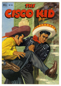 The Cisco Kid #9 Mile High pedigree (Dell, 1952) Condition: NM-