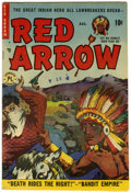 Golden Age (1938-1955):Western, Red Arrow #2 Mile High pedigree (P.L. Publishing Co., 1951)Condition: FN....