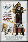 "Movie Posters:James Bond, Octopussy (MGM/UA, 1982). One Sheet (27"" X 41""). James Bond. ..."